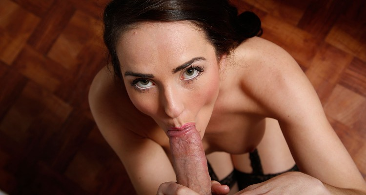 Bianca Breeze blowjob video from The Dick Suckers