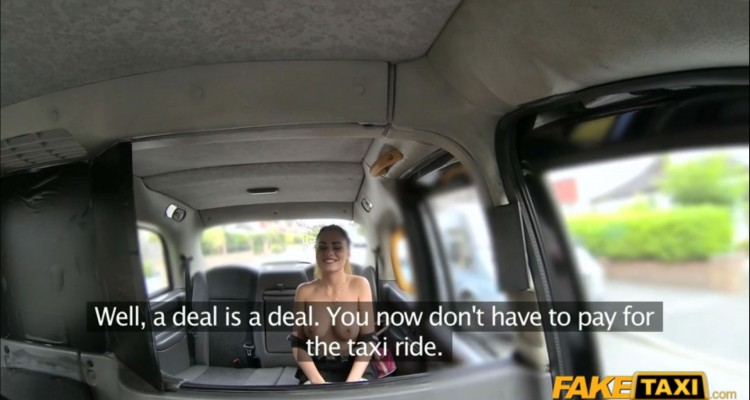 Romanian slut trades a free ride for sex