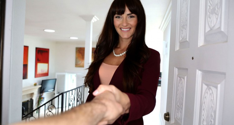 Bianca Breeze at Property Sex