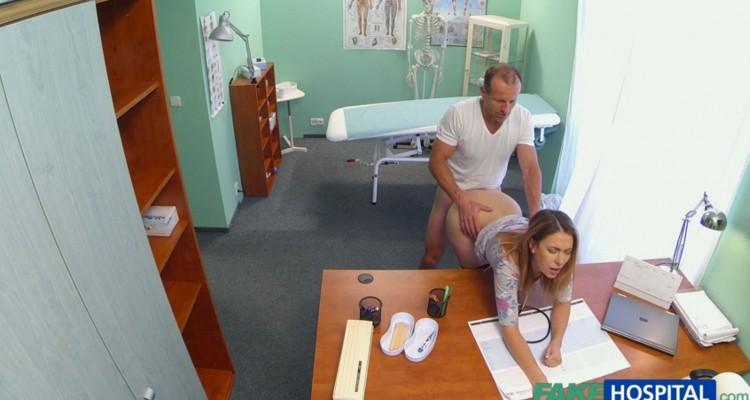 Ani from Fake Hospital