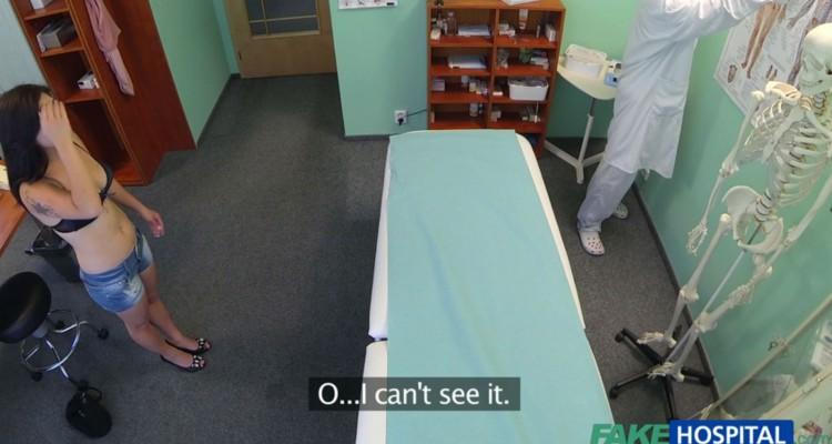 Johanna from Fake Hospital