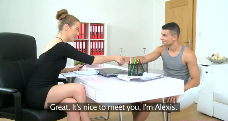 Alexis from Female Agent