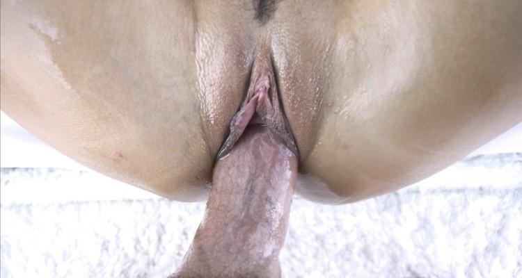 Abigail Mac closeup sex