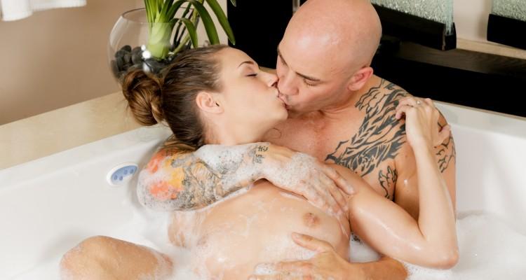 Cassidy Klein at Fantasy Massage