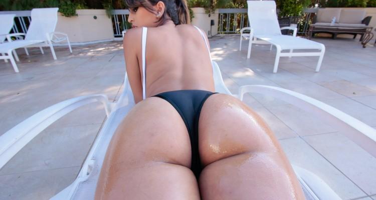 Fat latina booty