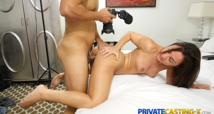 Amateur rode hard at Private Casting X