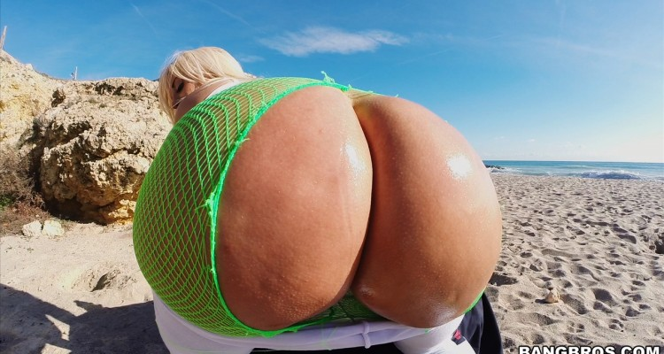 Blondie Fesser from Ass Parade