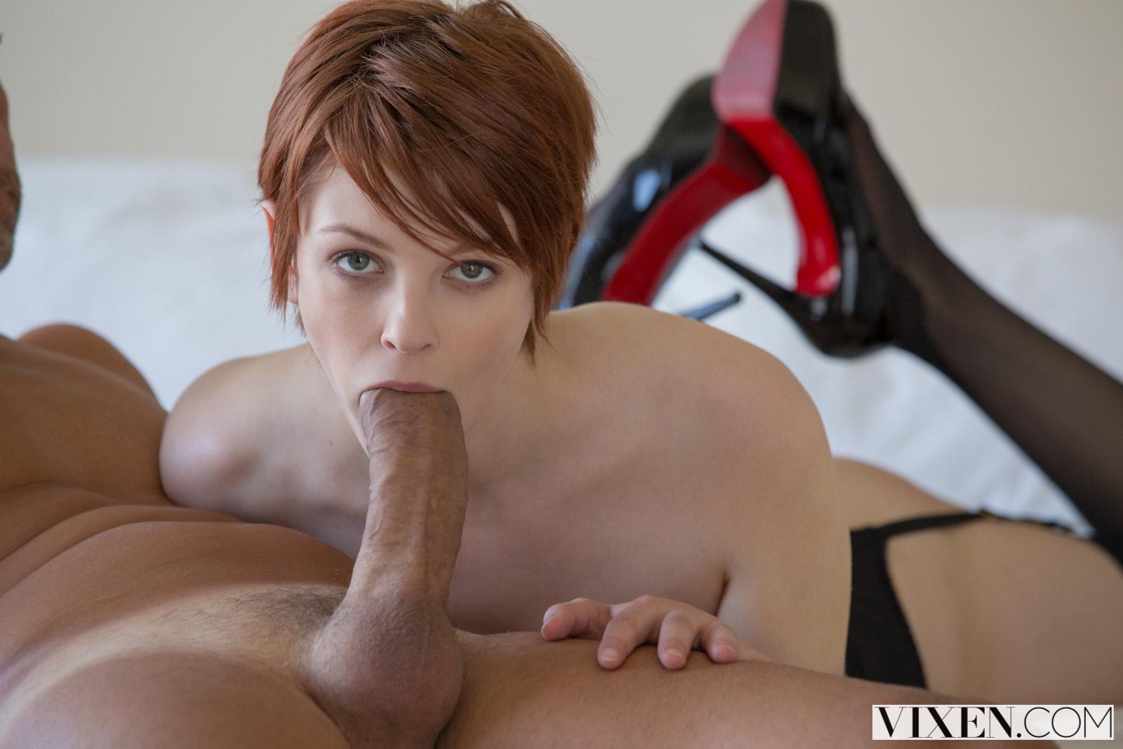 image Vixen beautiful redhead bree daniels fucked by sugar daddy